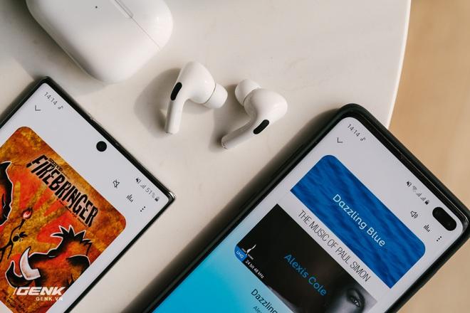 Cố đấm ăn xôi dùng Apple AirPods Pro với smartphone Android: Vài lỗi nhỏ, một lỗi rất lớn - Ảnh 8.