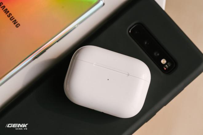 Cố đấm ăn xôi dùng Apple AirPods Pro với smartphone Android: Vài lỗi nhỏ, một lỗi rất lớn - Ảnh 5.