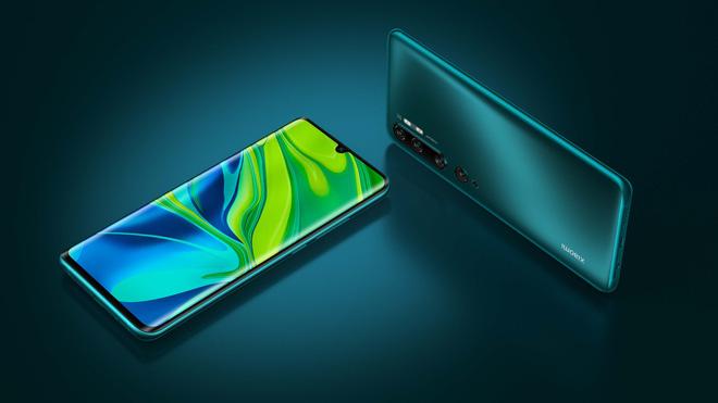 Xiaomi ra mắt Mi Note 10 và Mi Note 10 Pro: Smartphone có camera 108MP đầu tiên trên thế giới, giá từ 14.1 triệu đồng - Ảnh 1.
