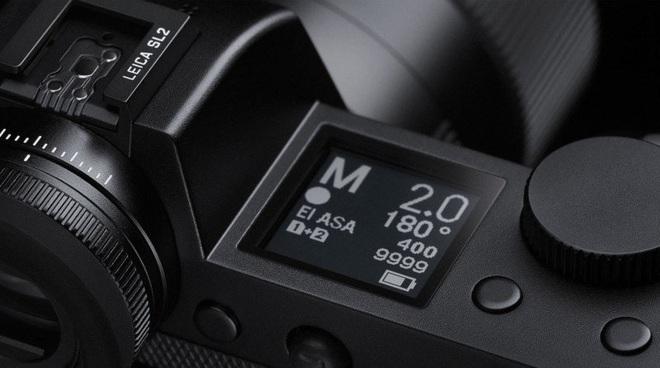 Leica công bố máy ảnh SL2: Chống rung cảm biến, tạo được ảnh 187MP - Ảnh 5.