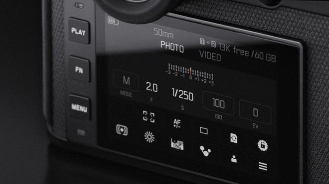 Leica công bố máy ảnh SL2: Chống rung cảm biến, tạo được ảnh 187MP - Ảnh 6.