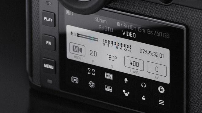 Leica công bố máy ảnh SL2: Chống rung cảm biến, tạo được ảnh 187MP - Ảnh 7.