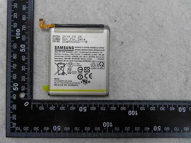 Samsung Galaxy S11 phiên bản thấp nhất được xác nhận sẽ có pin 3.730 mAh, tăng 20% - Ảnh 2.