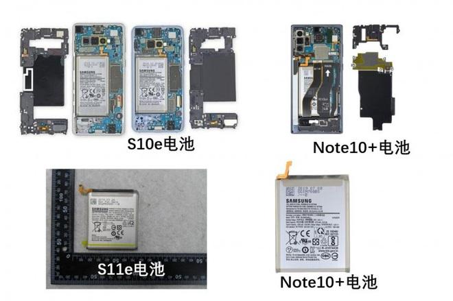 Samsung Galaxy S11 phiên bản thấp nhất được xác nhận sẽ có pin 3.730 mAh, tăng 20% - Ảnh 3.