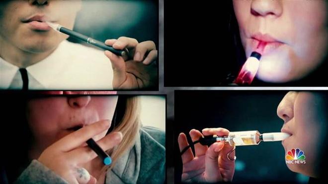 Mỹ đạt được bước đột phá trong việc xác định bệnh phổi bí ẩn liên quan đến thuốc lá điện tử - Ảnh 2.