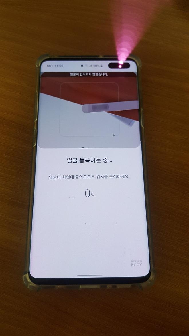 Galaxy S10 5G sẽ có Face ID sau khi cập nhật Android 10? - Ảnh 2.