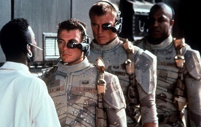 Quân đội Mỹ muốn có một đội quân kết hợp giữa binh sỹ và robot vào năm 2050 - Ảnh 1.