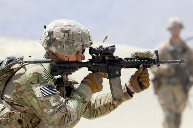 Quân đội Mỹ muốn có một đội quân kết hợp giữa binh sỹ và robot vào năm 2050 - Ảnh 2.