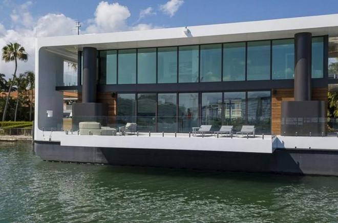 Ngắm biệt thự siêu sang dưới thân hình một du thuyền trên biển có giá lên tới 5,5 triệu USD - Ảnh 6.