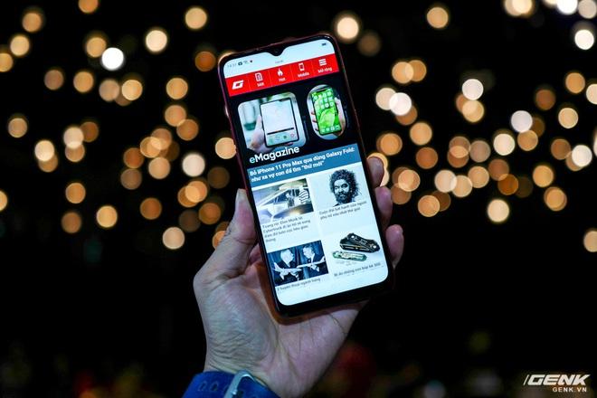 Trên tay bản nâng cấp nhẹ của Realme 5: Camera chính nâng lên 48 MP, thêm màu sắc mới, giá không đổi - Ảnh 2.