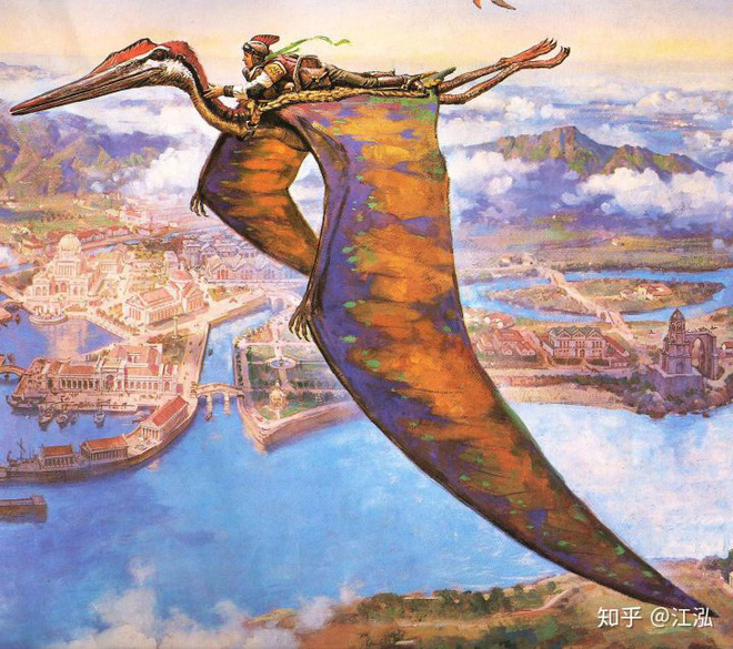 Nếu khủng long bay không bị tuyệt chủng, con người có thể thuần hóa chúng thành thú cưỡi không? - Ảnh 9.