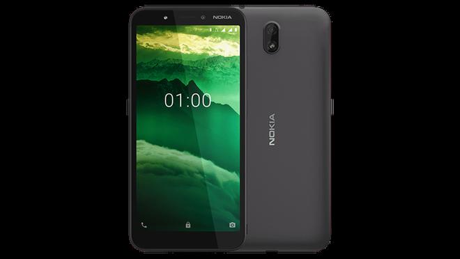 Nokia C1 ra mắt: Màn hình 5.45 inch, Android Go, giá 1.36 triệu đồng - Ảnh 3.