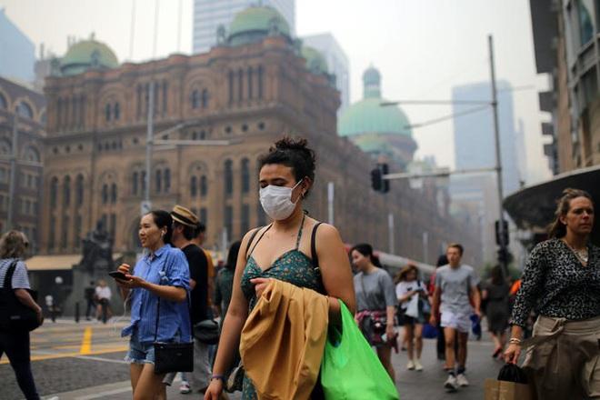 Sydney cũng đang mù mịt bụi mịn PM2.5, không chỉ biến đổi khí hậu khiến chất lượng không khí ngày một tệ hại - Ảnh 3.