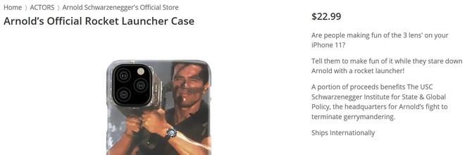Arnold Schwarzenegger dùng ốp lưng iPhone 11 Pro bị cư dân mạng chế ảnh - Ảnh 7.