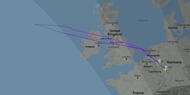 Phát cáu với chuyến bay vòng vèo nhất năm: Bay chán chê suốt 8 tiếng xong hạ cánh cách điểm xuất phát 130km, trong khi đích đến vẫn xa tít hơn 6000km - Ảnh 1.