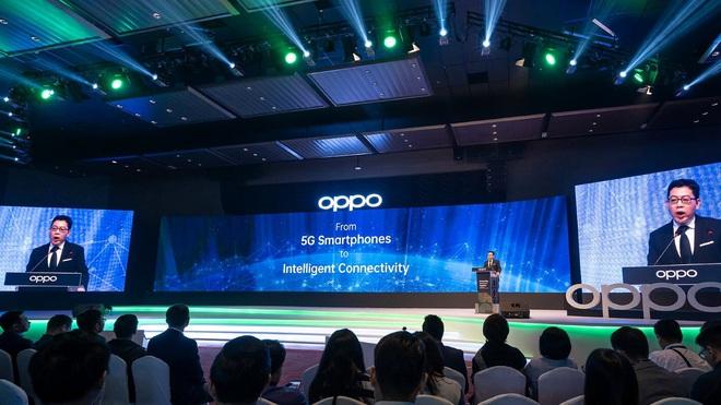 OPPO tuyên bố chuyển mình từ công ty smartphone sang công ty thiết bị thông minh - Ảnh 1.