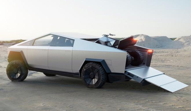 Chưa đi vào sản xuất, Tesla Cybertruck đã có nhiều bản độ cực ngầu - Ảnh 8.