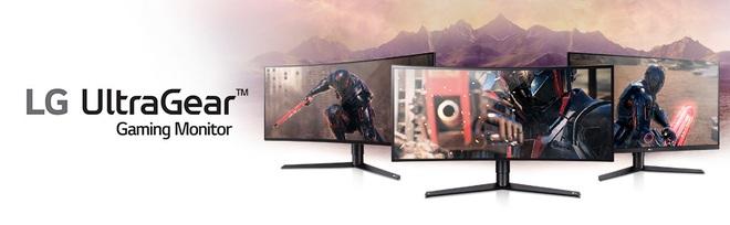 LG công bố loạt màn hình máy tính Ultra hoàn toàn mới, bán ra vào năm 2020 - Ảnh 2.