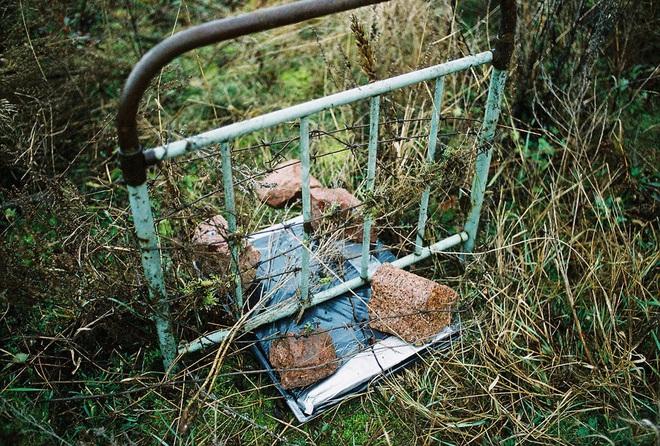 Người nghệ sĩ bắt phóng xạ ở Chernobyl hiện nguyên hình - Ảnh 3.