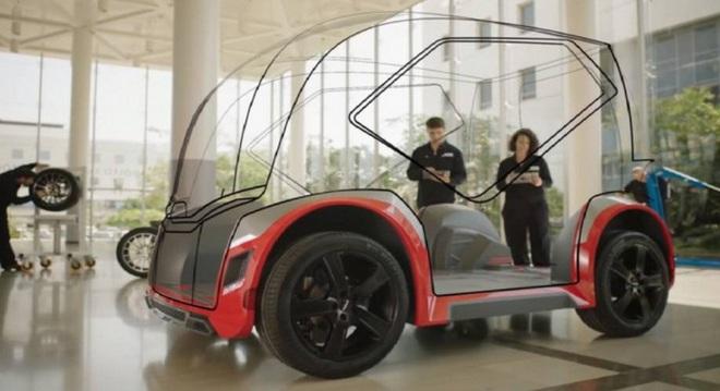 Start-up Israel đang hoàn thiện công nghệ gắn 4 động cơ điện trực tiếp vào bánh ô tô, giúp thân xe trở nên gọn gàng hơn bao giờ hết - Ảnh 1.