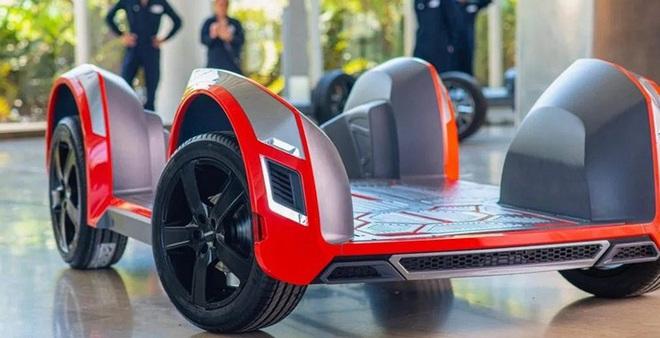 Start-up Israel đang hoàn thiện công nghệ gắn 4 động cơ điện trực tiếp vào bánh ô tô, giúp thân xe trở nên gọn gàng hơn bao giờ hết - Ảnh 2.