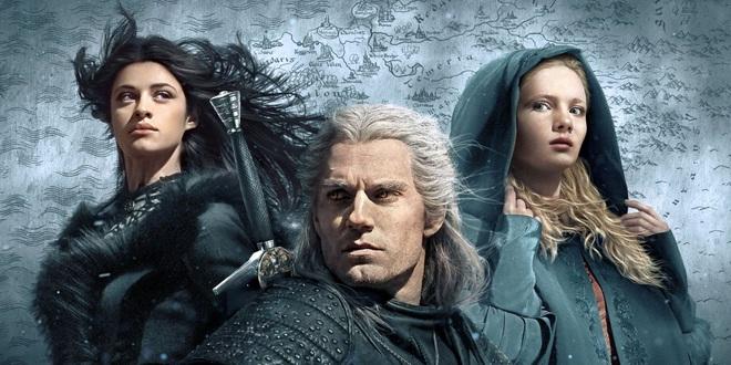 The Witcher lên sóng: Hay dở tùy cảm nhận, nhưng ai cũng phải đồng ý Henry Cavill nhập vai Geralt thì không thể chê vào đâu được - Ảnh 1.