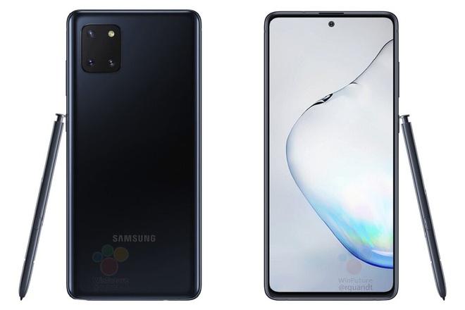 Gần một tháng trước khi ra mắt, Galaxy Note 10 Lite lộ toàn bộ cấu hình chính thức và giá bán - Ảnh 2.