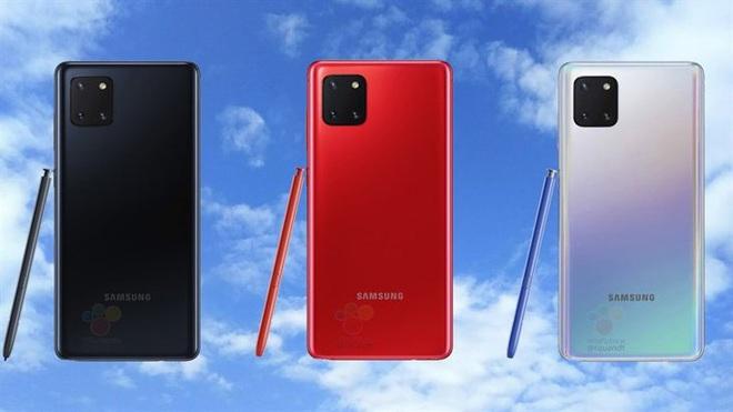 Gần một tháng trước khi ra mắt, Galaxy Note 10 Lite lộ toàn bộ cấu hình chính thức và giá bán - Ảnh 1.