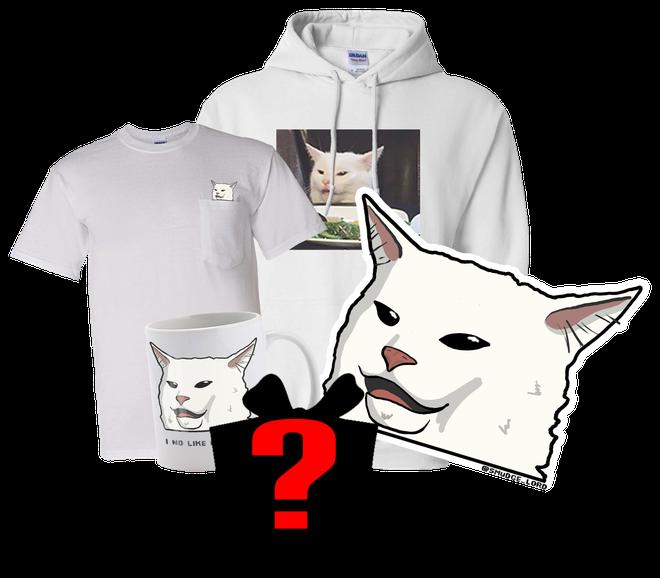 Chú mèo trắng Smudge đã sản sinh ra chiếc meme đình đám cô gái la con mèo như thế nào - Ảnh 8.