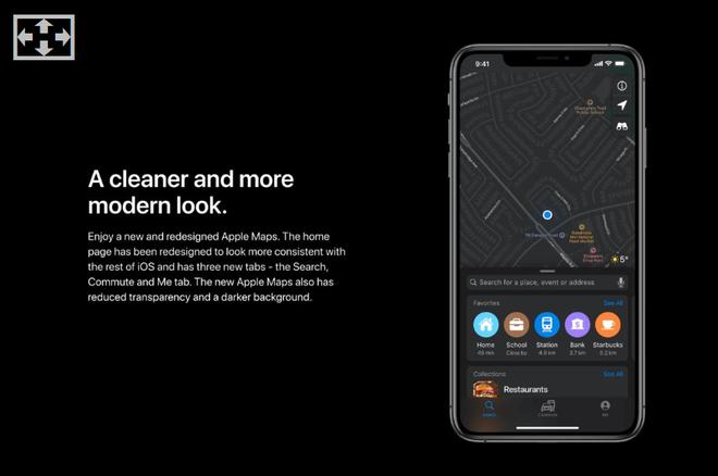 Cùng xem concept thiết kế Apple Maps mới với chút hương hoa từ Google Maps - Ảnh 1.