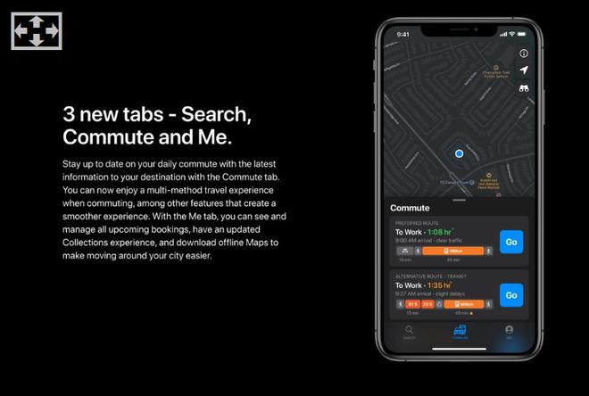 Cùng xem concept thiết kế Apple Maps mới với chút hương hoa từ Google Maps - Ảnh 2.