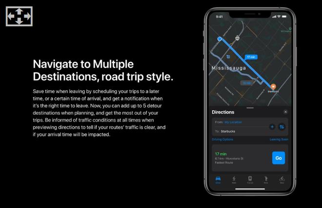 Cùng xem concept thiết kế Apple Maps mới với chút hương hoa từ Google Maps - Ảnh 8.