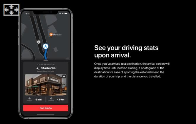 Cùng xem concept thiết kế Apple Maps mới với chút hương hoa từ Google Maps - Ảnh 7.