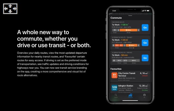 Cùng xem concept thiết kế Apple Maps mới với chút hương hoa từ Google Maps - Ảnh 3.
