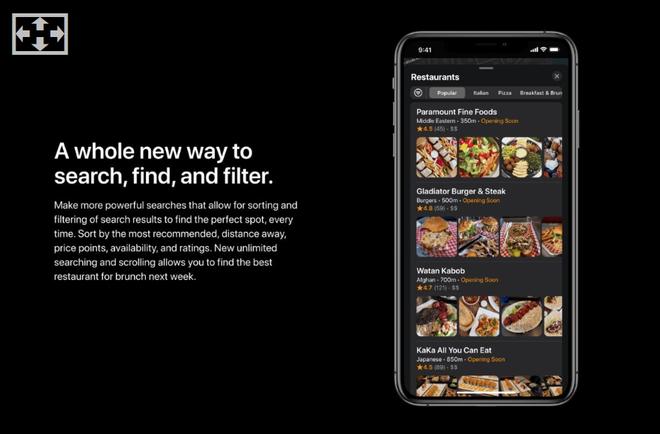Cùng xem concept thiết kế Apple Maps mới với chút hương hoa từ Google Maps - Ảnh 10.