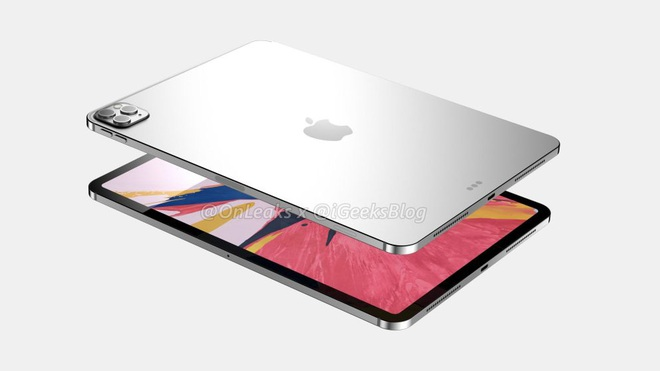 iPad Pro 2020 lộ diện với cụm 3 camera như iPhone 11 Pro - Ảnh 2.