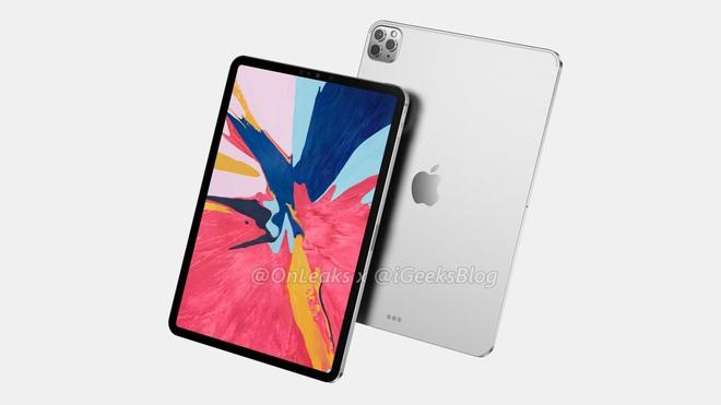 iPad Pro 2020 lộ diện với cụm 3 camera như iPhone 11 Pro - Ảnh 3.