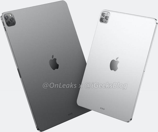 iPad Pro 2020 lộ diện với cụm 3 camera như iPhone 11 Pro - Ảnh 4.