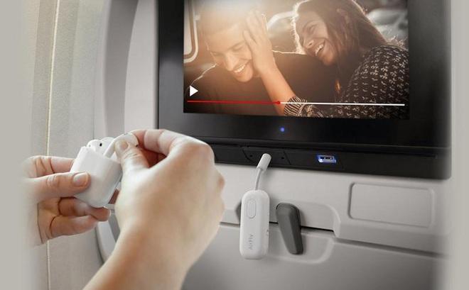 AirFly Pro: Món phụ kiện không thể thiếu để dùng AirPods với mọi thiết bị âm thanh - Ảnh 3.