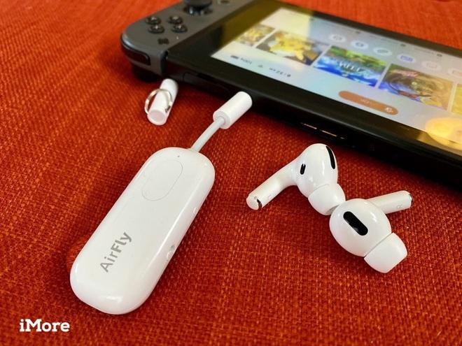 AirFly Pro: Món phụ kiện không thể thiếu để dùng AirPods với mọi thiết bị âm thanh - Ảnh 1.