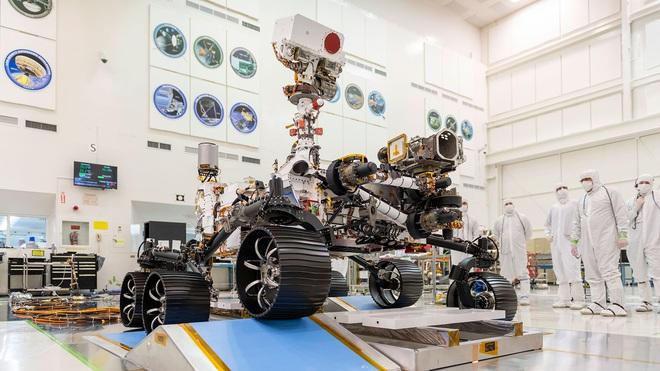 NASA công bố tàu thăm dò mới: phóng vào tháng Bảy năm sau, chưa có tên nhưng đã có trách nhiệm nặng nề - làm sứ mệnh tiền đề cho con người lên Sao Hỏa - Ảnh 1.