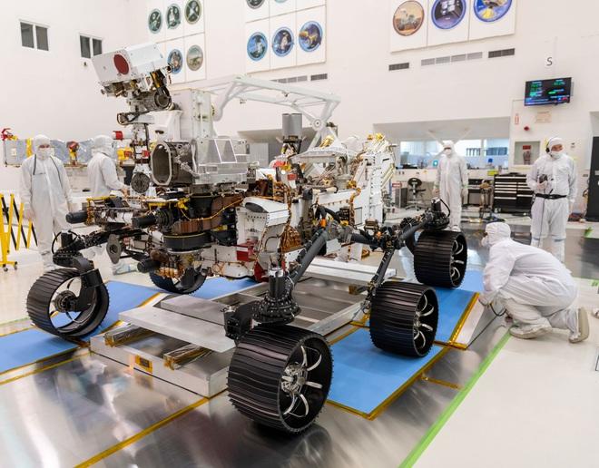 NASA công bố tàu thăm dò mới: phóng vào tháng Bảy năm sau, chưa có tên nhưng đã có trách nhiệm nặng nề - làm sứ mệnh tiền đề cho con người lên Sao Hỏa - Ảnh 4.