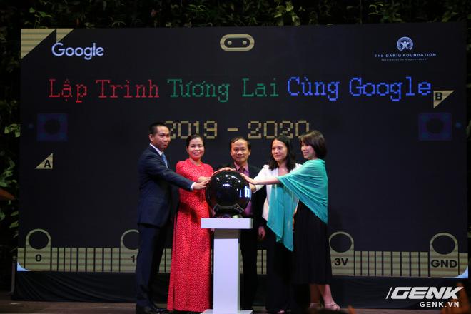 Google mở dự án học lập trình miễn phí, góp công giúp lớp trẻ Việt Nam bước vào thời đại số - Ảnh 1.