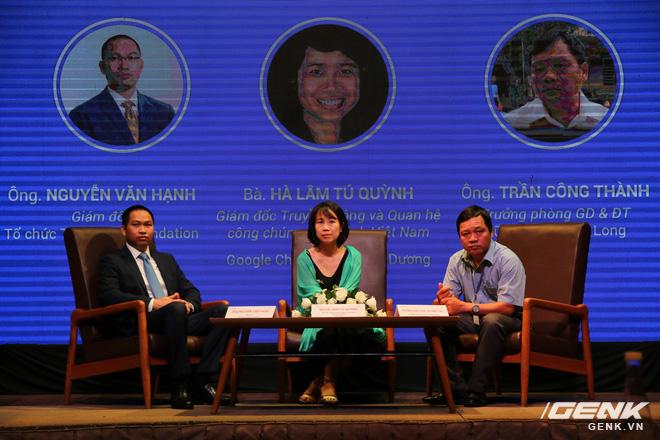 Google mở dự án học lập trình miễn phí, góp công giúp lớp trẻ Việt Nam bước vào thời đại số - Ảnh 3.