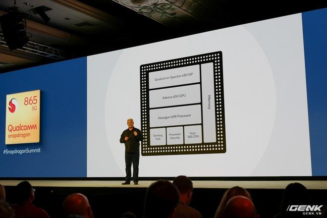 Chi tiết Qualcomm Snapdragon 865: Nhanh hơn 25% so với 855, hỗ trợ cảm biến ảnh lên đến 200MP, Engine AI thế hệ 5 - Ảnh 2.