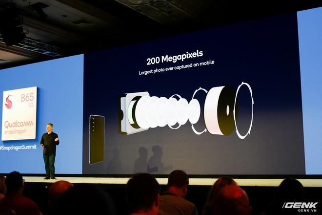 Chi tiết Qualcomm Snapdragon 865: Nhanh hơn 25% so với 855, hỗ trợ cảm biến ảnh lên đến 200MP, Engine AI thế hệ 5 - Ảnh 5.