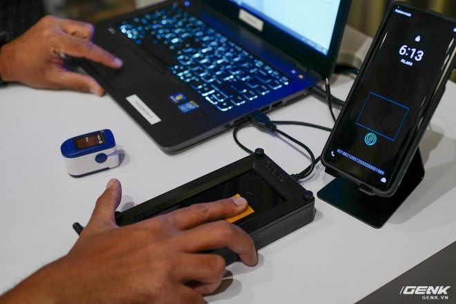 Trải nghiệm nhanh cảm biến vân tay siêu âm 3D Sonic Max của Qualcomm: diện tích lớn hơn 17 lần, tăng cường bảo mật nhờ nhận diện 2 ngón tay, tích hợp đọc nhịp tim ngay trên cảm biến - Ảnh 4.
