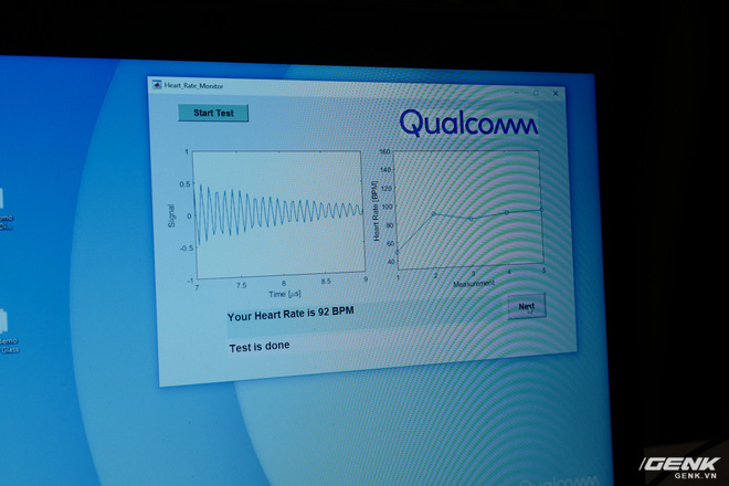 Trải nghiệm nhanh cảm biến vân tay siêu âm 3D Sonic Max của Qualcomm: diện tích lớn hơn 17 lần, tăng cường bảo mật nhờ nhận diện 2 ngón tay, tích hợp đọc nhịp tim ngay trên cảm biến - Ảnh 5.