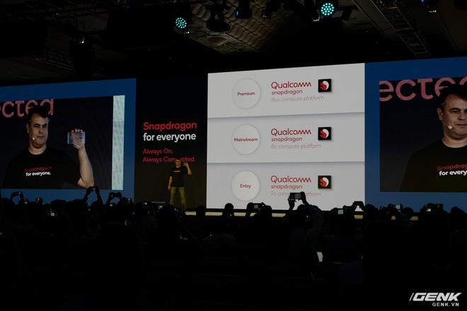 Qualcomm ra mắt Snapdragon 7c, 8c và 8cx: Nền tảng xử lý dành cho laptop từ giá rẻ đến cao cấp - Ảnh 1.