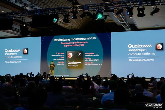 Qualcomm ra mắt Snapdragon 7c, 8c và 8cx: Nền tảng xử lý dành cho laptop từ giá rẻ đến cao cấp - Ảnh 6.